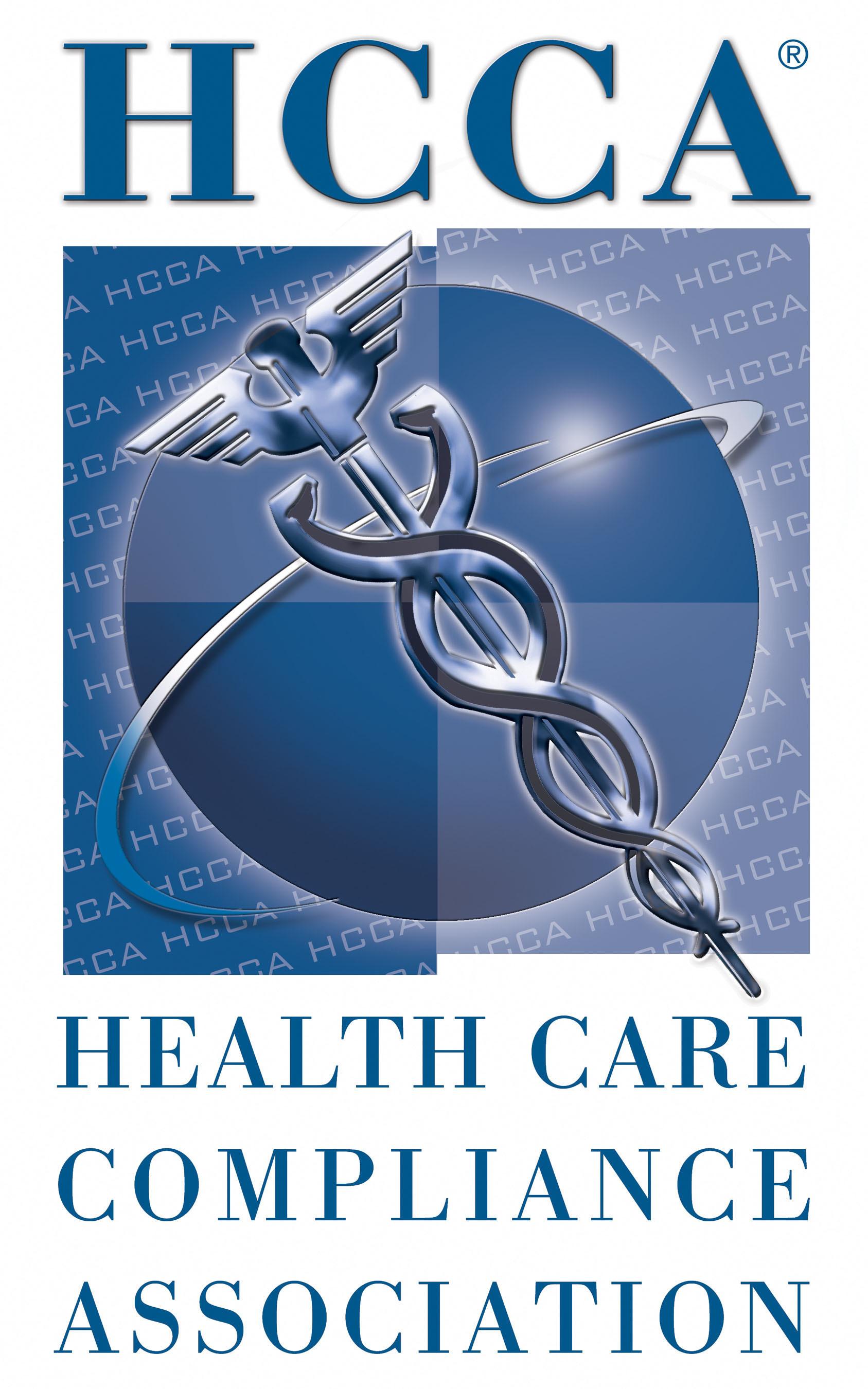 Health Care Compliance Association logo.