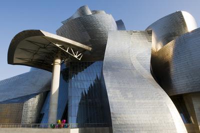 Bilbao's Guggenheim Museum (PRNewsFoto/Crystal Cruises)