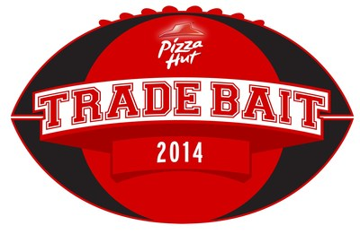 Pizza Hut Offers Fantasy Football Owners The Opportunity to Win The Ultimate Trade Bait: Pizza! (PRNewsFoto/Pizza Hut)