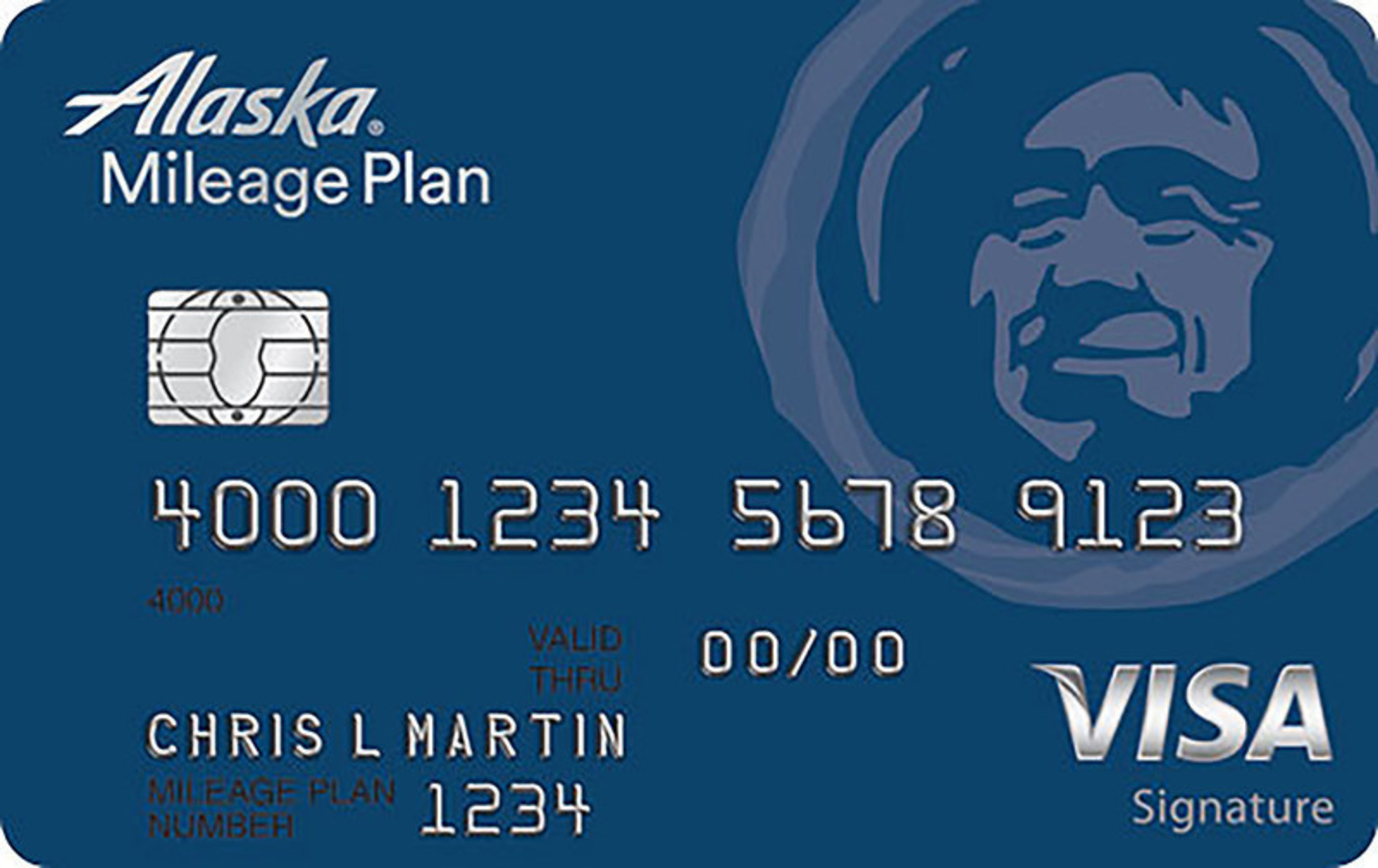 Starting today, new cardholders will also begin to receive cards updated with the airline's refreshed branding.