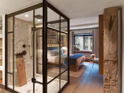 1 Hotel Central Park City King Room. Photo Credit Eric Laignel.