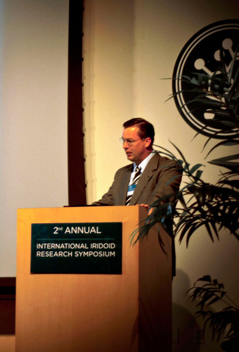 Speakers Announced for the 2012 International Iridoid Research Symposium