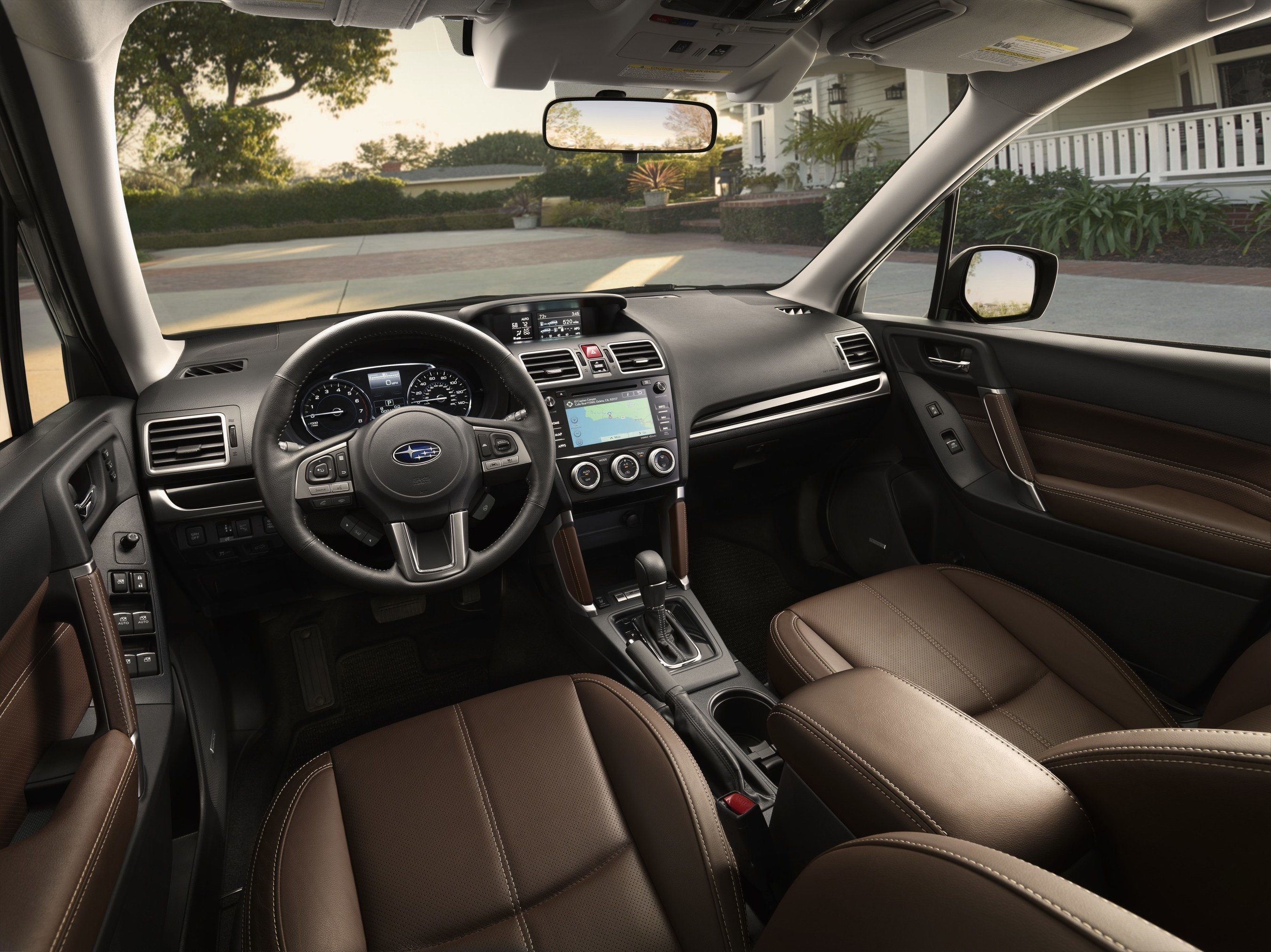 2017 Subaru Forester Offers Advanced Safety Features And Greater Comfort