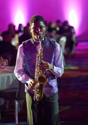 Avery Dixon, Alto Saxophonist and Apollo Theater Child Star