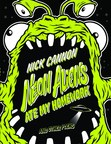 """Scholastic to Publish Illustrated Poetry Book for Kids by Nick Cannon. """"Neon Aliens Ate My Homework and Other Poems"""" will be Released in March 2015. (PRNewsFoto/Scholastic)"""