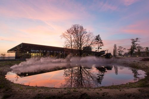 On Thursday 11 December, His Majesty the King Willem Alexander will open the National Military Museum at the ...