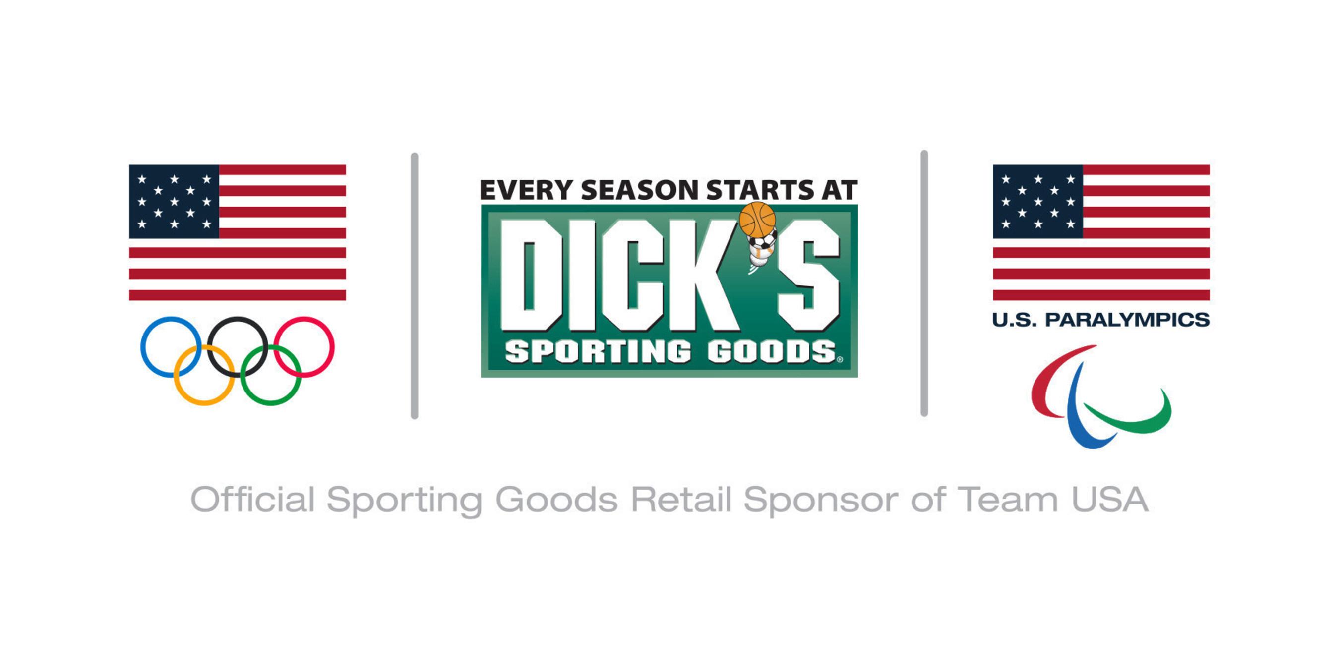 DICK'S Sporting Goods Team USA logo