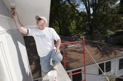 Valspar to contribute $36 million to Habitat for Humanity