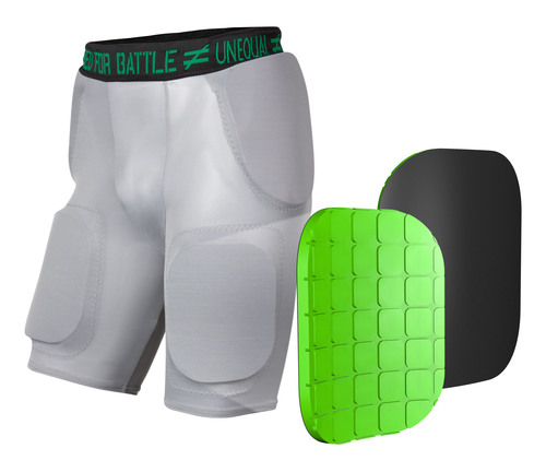 Unequal Technologies Thigh Pads Approved for Use in NFL Games.  (PRNewsFoto/Unequal Technologies)