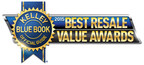 Visit KBB.com to see what new cars hold their value best over time.
