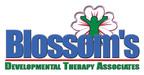Blossom's Developmental Therapy Associates.  (PRNewsFoto/Blossom's Developmental Therapy Associates)