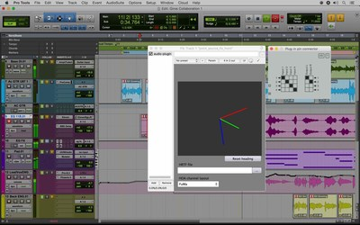 3D Sound Labs Ambisonics to Binaural plug-in (PRNewsFoto/3D Sound Labs)
