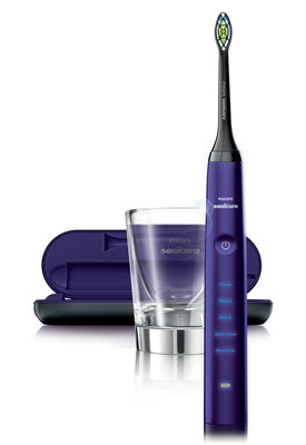 New Philips Sonicare DiamondClean Amethyst Edition
