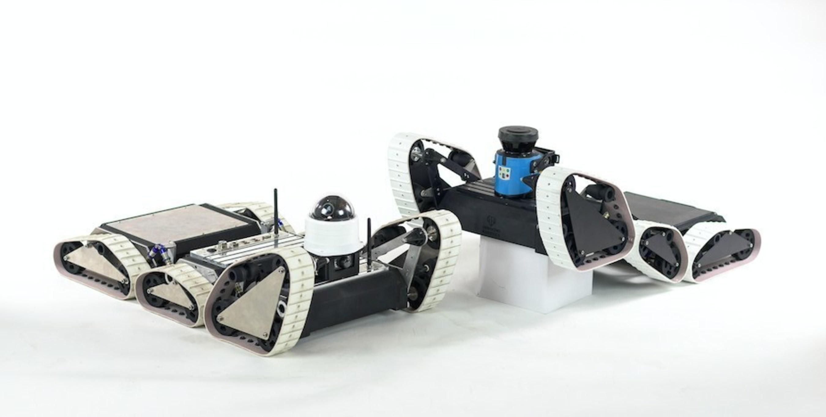 Transcend Robotics Introduces ARTI3 Product Line for Mobile Ground Robotics