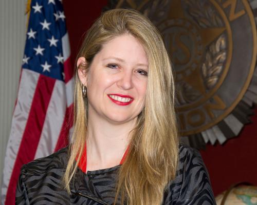 Hall Joins American Legion National Staff in Washington