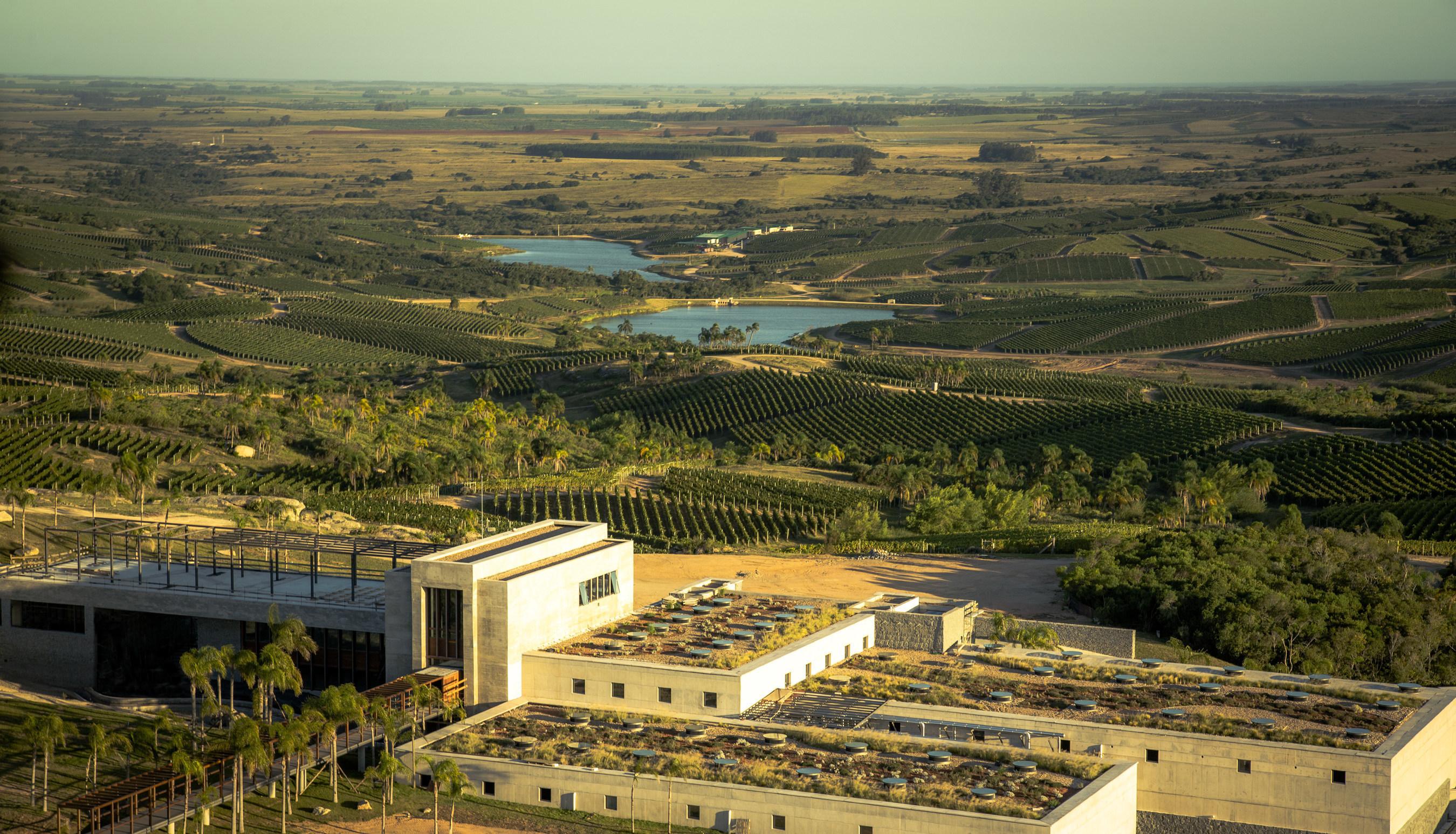 Bodega Garzon, Garzon, Uruguay