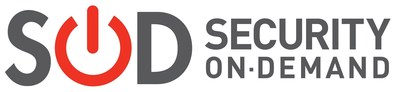 Security On-Demand Logo (PRNewsFoto/Security On-Demand Inc.)