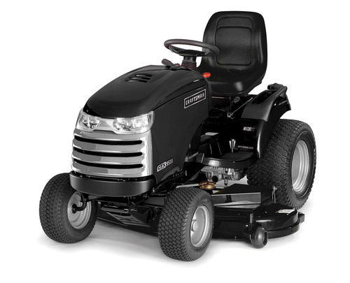 Craftsman showcases its new CTX Tractor Series at the 2012 North American International Auto Show (NAIAS) - ...
