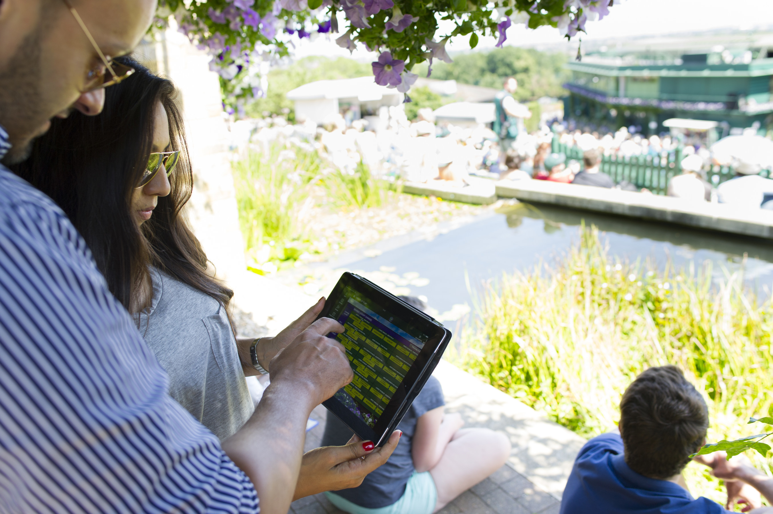 IBM and Wimbledon unveil new apps, cognitive and hybrid cloud technologies for The 2016 Championships