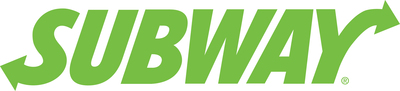 SUBWAY Eat Fresh Logo for the SUBWAY Restaurant Chain.