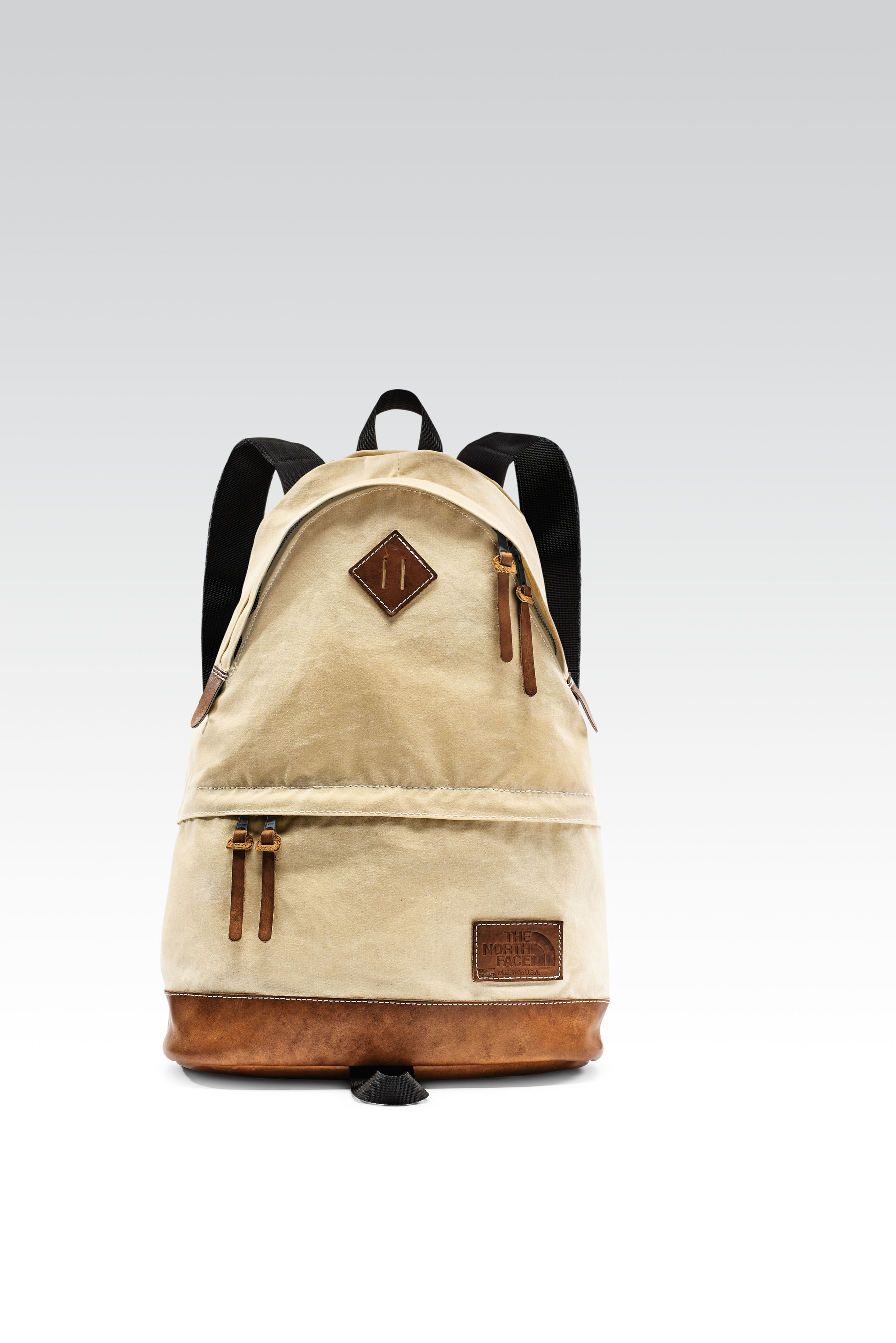 The North Face Urban Exploration Concept Shop will feature exclusive and limited edition product like the Original Daypacks and Soft Duffels reissue. '68 Daypack ($225 USD)