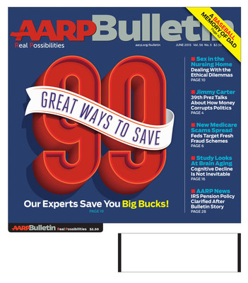 AARP Bulletin June Issue
