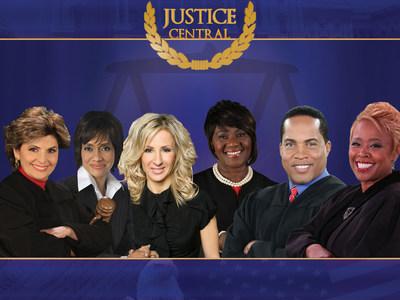 Justice Central Judges