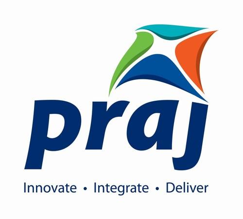 Praj Logo (PRNewsFoto/Praj Industries Limited)