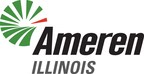 Ameren Illinois ranked #1 among Midwest large utilities for establishing business trust