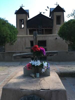 Santuario de Chimayo, Dennis Garcia-Bernardo Abeyta