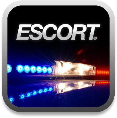 ESCORT Live App Icon. (PRNewsFoto/ESCORT Inc.)