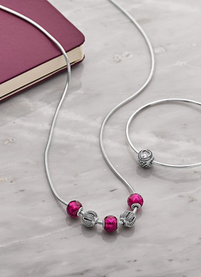 PANDORA JEWELRY PARTNERS WITH DRESS FOR SUCCESS(R) TO INVITE CONSUMERS TO SHOP FOR A CAUSE