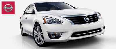 Briggs Nissan currently is featuring deals on the award-winning and spacious 2014 Nissan Altima. (PRNewsFoto/Briggs Nissan)