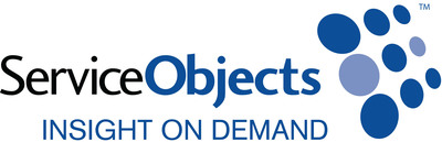 Service Objects - Reducing waste and fraud by providing data quality excellence. (PRNewsFoto/Service Objects, Inc.)