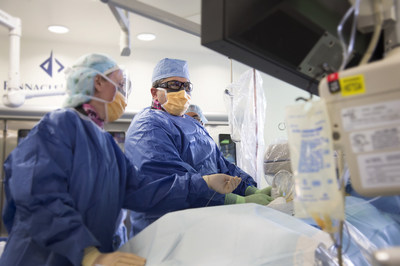 First Patients Treated in Trial for Low-Risk Aortic Stenosis