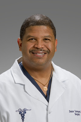 Dexter Turnquest, MD, FACS, general and bariatric surgeon & medical director, bariatric and metabolic surgery, Surgical Weight Loss Center at Houston Methodist Willowbrook Hospital.