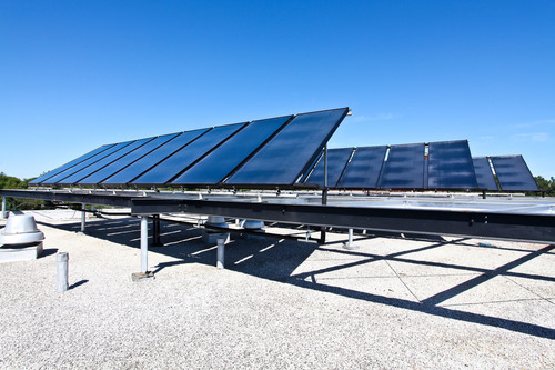 Skyline Innovations Solar Panels.  (PRNewsFoto/Skyline Innovations, Inc.)