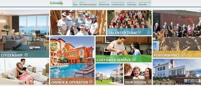 Aimco's Interactive Corporate Citizenship Report Goes Live - http://aimcocorporatecitizenship.com/ (PRNewsFoto/Aimco)