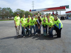 CITGO, Eight Mile Boulevard Association And Miss Michigan Representatives Team Up To