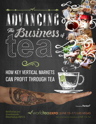 Penton's World Tea Expo Launches New White Paper - Advancing the Business of Tea: How Key Vertical Markets Can Profit Through Tea