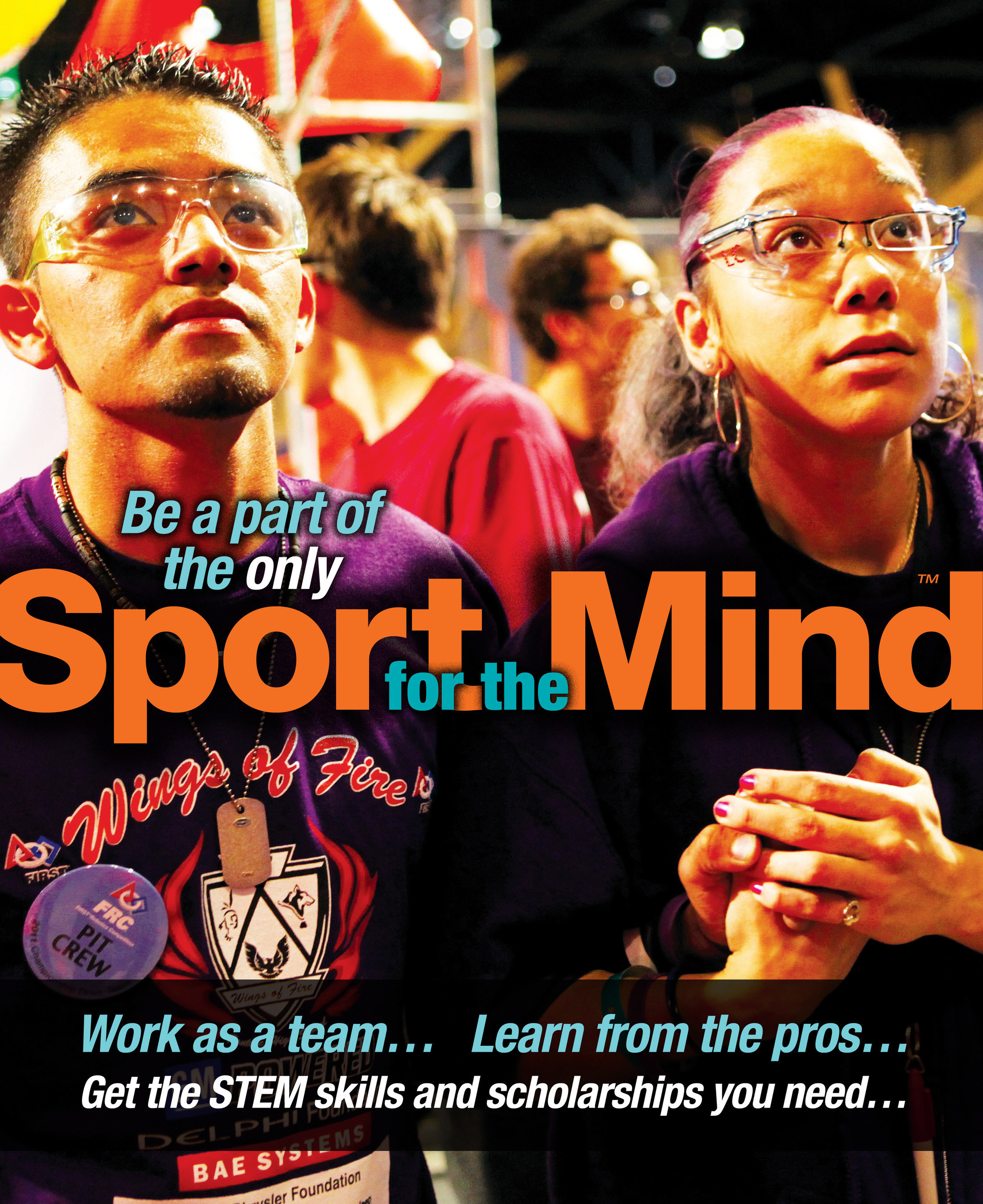 For Inspiration and Recognition of Science and Technology (FIRST) Robotics Competition Comes to MD&M Minneapolis