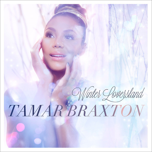 "Tamar Braxton First Christmas Album ""Winter Loversland"" In Stores November 11th.  (PRNewsFoto/Epic Records)"