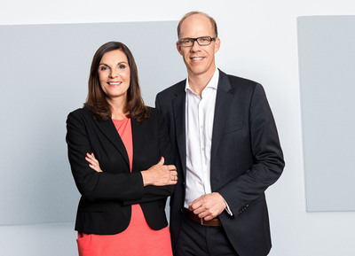 Edith Stier-Thompson and Frank Stadthoewer will be Jointly Managing the Business of news aktuell, the German Press Agency dpa Subsidiary