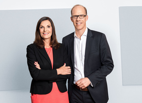 news aktuell welcomes new management board. (PRNewsFoto/news aktuell GmbH) (PRNewsFoto/NEWS AKTUELL GMBH)