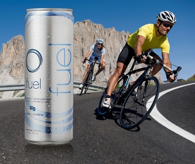 Fuel Premium Protein Shake has hit the market in 12oz. SLEEK(R) cans from Rexam.  (PRNewsFoto/Rexam)