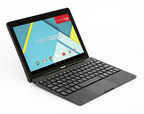 The Nextbook Ares 10L 2-in-1 Android tablet with Verizon 4G LTE connectivity. Available now at Walmart stores.