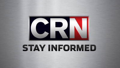 CRN Tech News App for iPad.  (PRNewsFoto/UBM Channel)