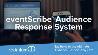 This audience response system is unlike anything event planners have seen before. CadmiumCD recently launched an ARS with social media style capabilities at ACEhp's continuing education annual conference.