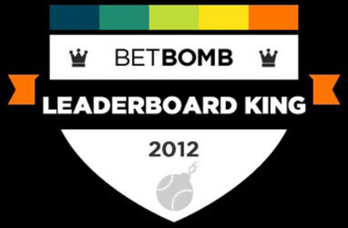 2012 Leaderboard King Contest featuring the BetBombShells!  (PRNewsFoto/BetBomb.com)