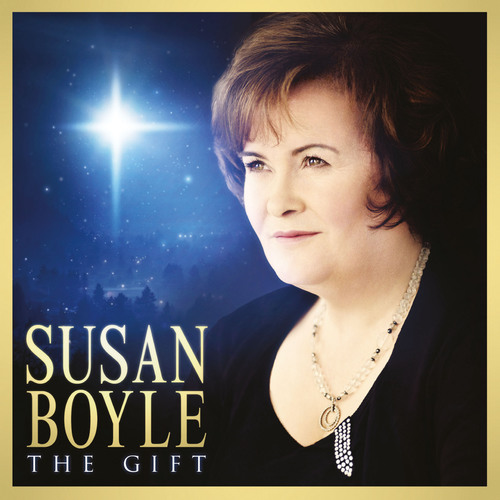 Susan Boyle's The Gift Returns to Number 1 on the Billboard 200 Best-Selling Albums Chart